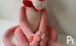 Vintage Pink Panther Stuffed Toys Doll Issue: