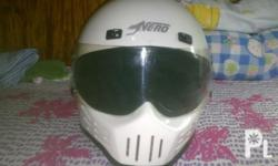 I'm selling my collectible helmet (NERO brand from