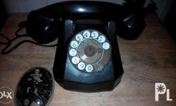 Vintage pldt rotary phone 40's in very good condition