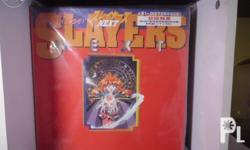 Vintage Slayers Next Laser Disc Php400 each Volume 1 to