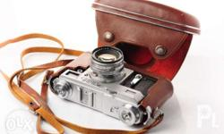 Looking for Vintage Film Cameras? Look no further. The