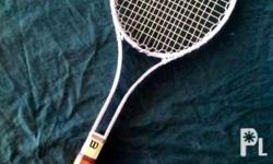Good condition! RFS: No longer playing tennis 1. Cost