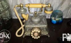 1960s Japan Made Vintage French phone 9,800 1970s PLDT