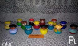FOR SALE Vintage People Figures From Fisher Price and