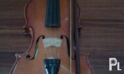 Hi guy I'm selling this violin Made in Philippines It