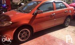 Vios 1.5G 2005 Automatic Complete Registered Unit in