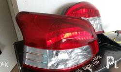 toyota vios tail light fit for 2007-2009 models slight