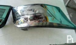 Selling may vios tail lights for only 8k Paris na un at