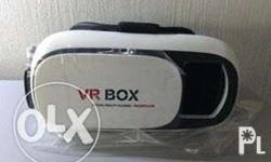 1Virtual Reality Box comes with 1 brand new iPhone
