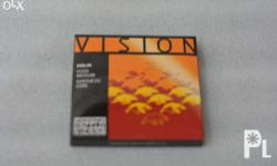 Vision Violin String Set 4/4 Synthetic Core Made In