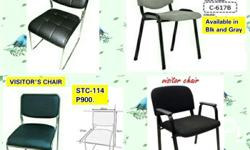 Visitor's Chair .: STC 114 P900. C617B P900. V27A