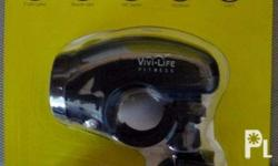 Brand new Vivi Life Fitness Bicycle Light Set. Model