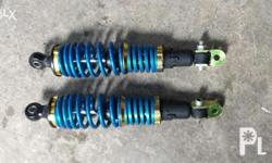 Selling my Vixo shock absorber brought this 1100. 3mons