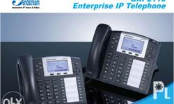 VOIP Phones - Grandstream GXP 2110 for Call Center for