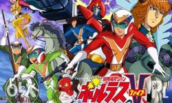 VOLTES V fans & anime collector's! Get to own the