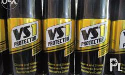 VS1 Protector for Rubber,Plastic,Vinyl, and Leather