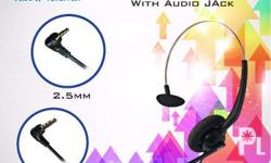 QD-3.5mm Audio Jack 1. 3.5mm plug with 4 poles 2.