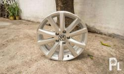 """Set of 4 VW Beetle 17""""inch mag wheels. PCD 5X100 and"""