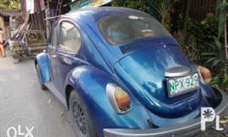 vw beetle 1968 running condition pick up kimberly clark