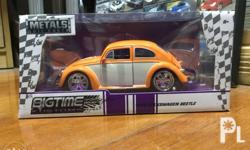VW Collection - Coca Cola VW Beetle - Jada VW Beetle -