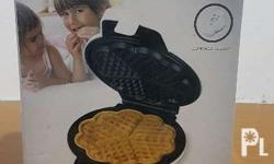 Good as New Westinghouse Waffle maker Used only twice