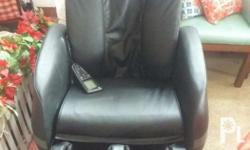 Brandnew authentic Waki Boss Massage Chair. bought Dec.
