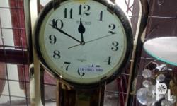 Imported and very class wall and alarm clock 1,500 each