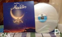 for sale laser disc from Japan. plaka with poster