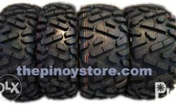 1 set brand new WANDA ATV/UTV TIRE: 25�x8�x12�