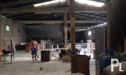 Warehouse for lease/rent Lot: almost 800 sqm. It has