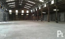 Hiceiling warehouse consisting 4 warehouses with