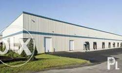 Looking for Lot with Warehouse Long term Lease. Must be