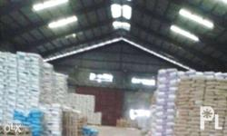 Warehouse approx. 1,800 sqm High Ceiling Inside secured