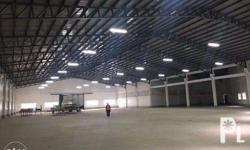 Warehouse for Rent in Silang Cavite 3000 sqm Newly