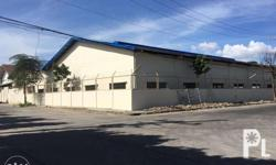 Warehouse A - 1750 sqm Warehouse B - 1789 sqm with open