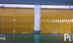 We supply and install pvc strip curtain anywhere Cebu