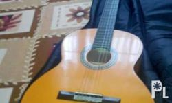 Oscar Schmidt by Washburn classical guitar with