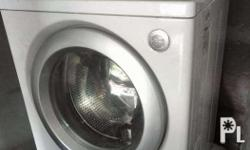 Washing Machine Orig made in Korea Inverter 220 Volts