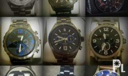 Fossil, Guess, Kenneth Cole and Skagen Watches