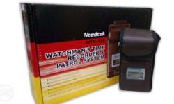 NEEDTEK WTR-100 WATCHMAN CLOCK SYSTEM - Standalone : No