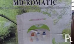 Micromaric Water Dispenser Hot, Warm & Cold Good as
