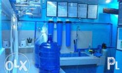 Water Refilling Station No Franchise Fee Nationwide