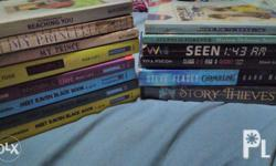 Wattpad Books Hard cover Books Mal's Spell book for Sale in