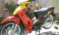 Deskripsiyon For sale honda wave r 100 complete