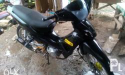 Wave rusi 125cc complete papers or and cr running
