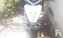 wave s 125. orig or/cr (LOST PLATE). good running