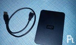 For sell wd 500gb external hdd in good condition 100%