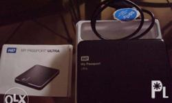 WD External Hard Drive, Storage device with complete