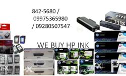 Good Day, we buy hp empty ink at high-price HP INK
