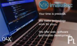 IMAKETEC knows that your time is precious, that is why